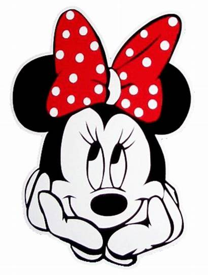 Mouse Minnie Clip Clipart Mickey Cliparting Disney