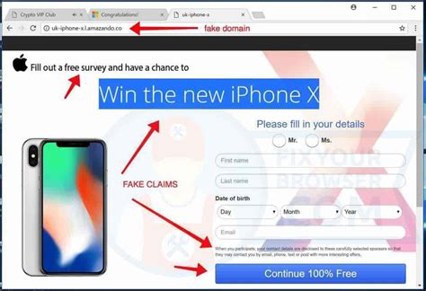 to get rid of ads on iphone get rid of quot win the new iphone x quot popup ad removal How