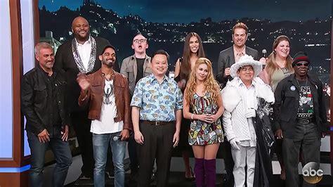 american idol contestants reunion listen  funny