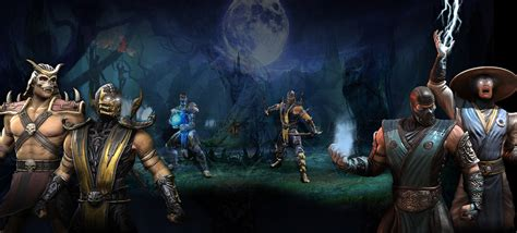 mortal kombat wallpapers taringa