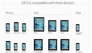 iphone 6 facts ios 9 5 fast facts you need to