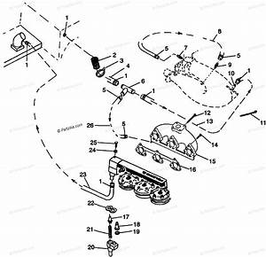 Polaris Watercraft 1997 Oem Parts Diagram For Cooling