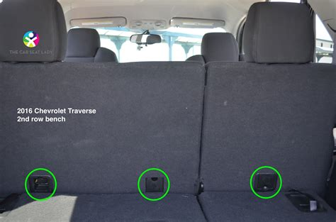 car seat lady gmc acadia