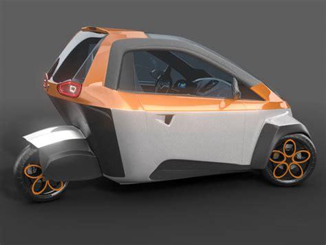 Electric 3 Wheels Tuvie
