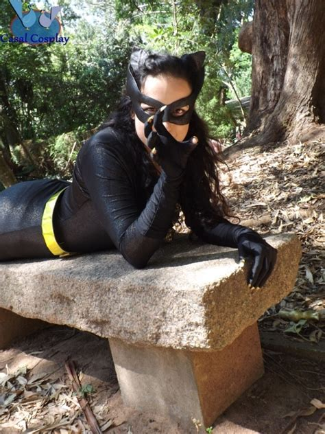 Julie Newmar 's Catwoman cosplay by noooooname on DeviantArt