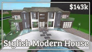 Modern House Bloxburg  Hay16com  Video Clip Chọn Lọc