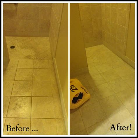 stanley steemer tile cleaning before after tile cleaning from stanley steemer tile