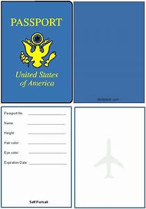 passports for world travel activity education pinterest With printable passport template for kids