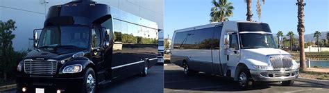 Coach Limo Service by Mini Coach Temecula Limo Service