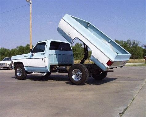 Dump Bed Kit by 2 Ton Dump Bed Kit For 1984 To 1993 Dodge Trucks