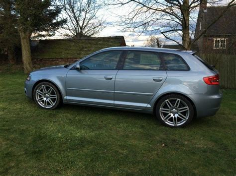 2011 audi a3 s line 2 0 tdi sportback 5 door full leather