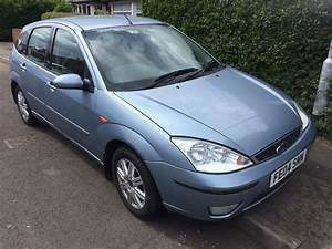 2004 Ford Focus Ghia Tdci Only 65 K Miles Ford Service