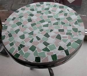 Mosaik Selber Fliesen Auf Altem Tisch : mosaik selbermachen ~ Watch28wear.com Haus und Dekorationen