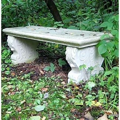 italian bench seat in the garden factory