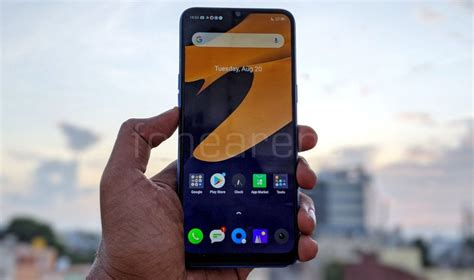realme 5 unboxing and impressions