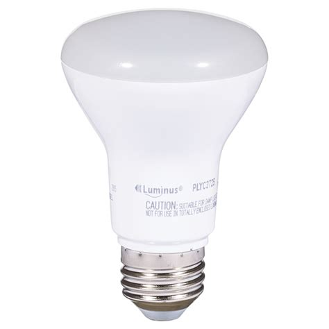 luminus 7w led dimmable r20 bulb day light r 233 no d 233 p 244 t