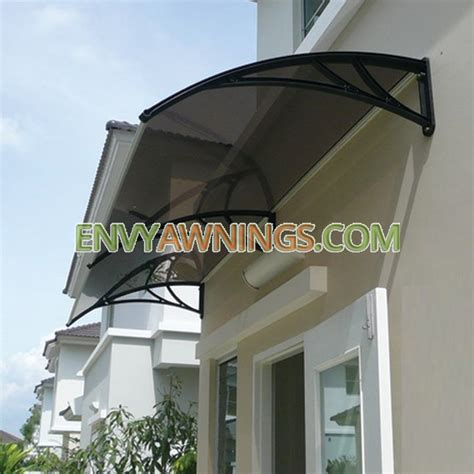 door awning diy kit onyx door awnings envyawningscom