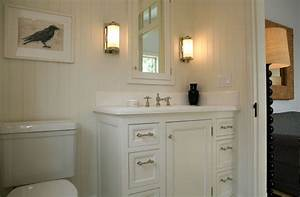 Off white bathroom cabinets cottage bathroom for Best brand of paint for kitchen cabinets with bathroom wall art sets
