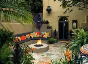 Italian Canisters Kitchen 25 Modern Backyard Ideas To Create Beautiful Outdoor Rooms In Moroccan Style