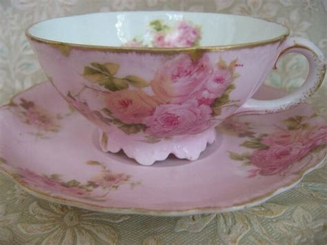 Beautiful Tea Cup & Saucer