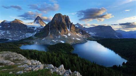 paisaje de montana  fondoswikicom