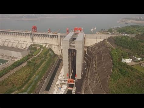 Biggest Boat Lift In The World by World S Largest Ship Elevator Opens At Three Gorges Dam In