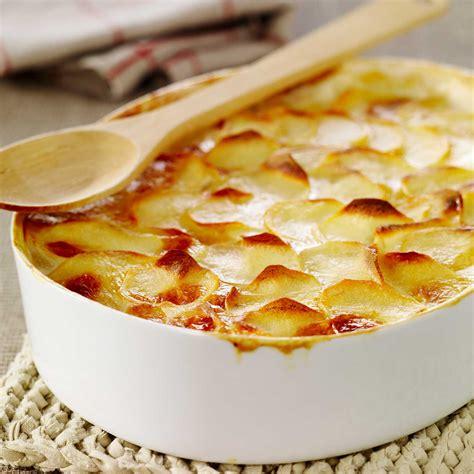 magazine cuisine actuelle gratin dauphinois facile facile et pas cher recette sur