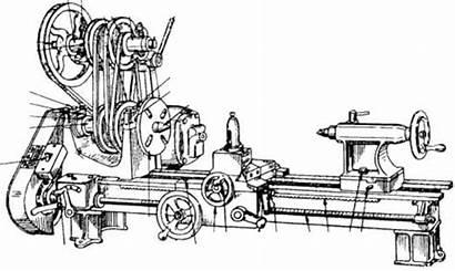 Lathe Manual Cutting Sears Screw Metalcraft Inch