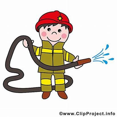 Feuerwehr Clipart Kostenlos Bild Berufe Verschiedene Gratis