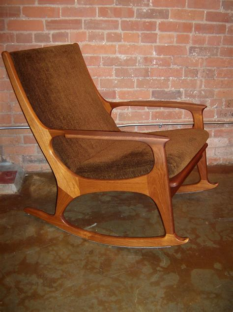 arm chair teak rocking chair outdoor furniture