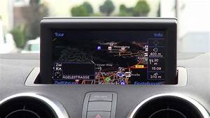 Gps Audi A1 : audi a1 mmi navigation plus im berblick german deutsch hd youtube ~ Gottalentnigeria.com Avis de Voitures