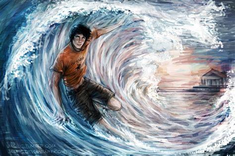 Son of Poseidon by jasric on DeviantArt