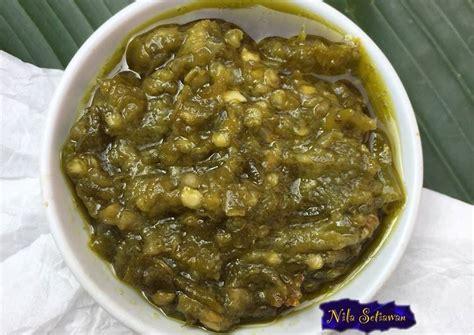 Resep sambal balado khas padang memang terkenal karena rasa pedasnya yang begitu menggoda apalagi kalau cabe merah yang digunakan diganti. Resep Sambal Ijo Khas Padang oleh Nila Suteja (Wipn Kitchen) - Cookpad