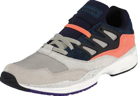 adidas torsion allegra  shoes beige blue black