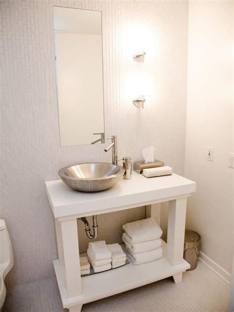 small white bathroom  wall tile hgtv