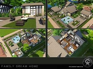 Pralinesims' Family Dream Home