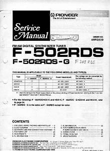 Servicerepair Manuals Ownersusers Manuals Schematics