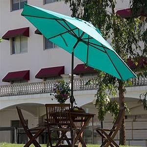 Abba Patio 939 Patio Umbrella Outdoor Table Market Umbrella