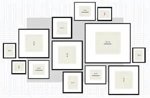 IKEA Gallery Wall Layout