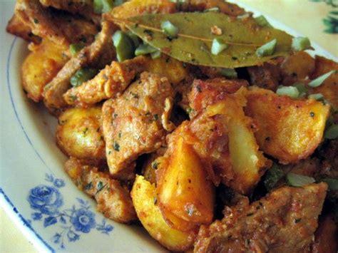 dessert portugais cuisine viande de porc à la portugaise recettes portugaises