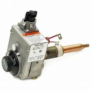 Water Heater Gas Control Valve