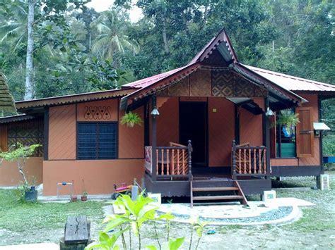 gambar homestay malaysia inap desa rumah bonda janda baik