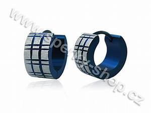 Ocelové šperky pro muže