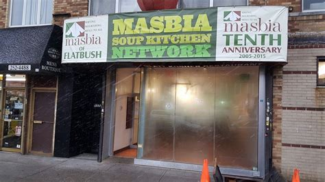 Masbia Soup Kitchen Reports Severe Food Shortage