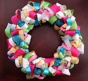 Ribbon, Wreath