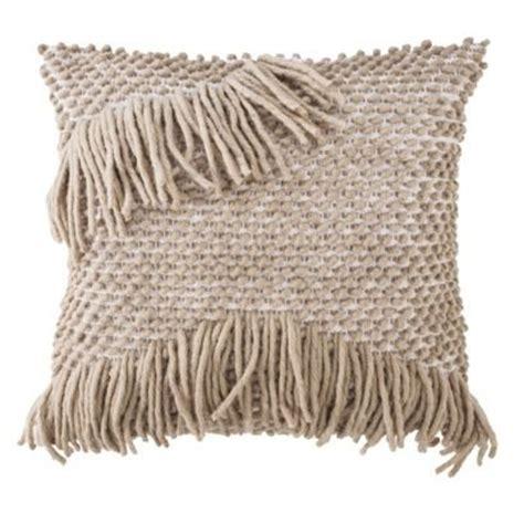 pillows with fringe fringe pillow home pinterest