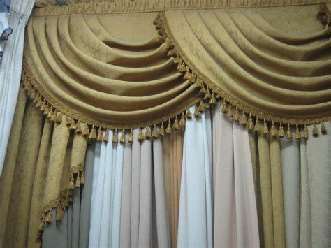 cortinas  el hogar modelos de cenefas proyectos