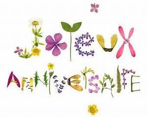 les 9 meilleures images du tableau fleurs pressees With affiche chambre bébé avec fleur de bach vertige