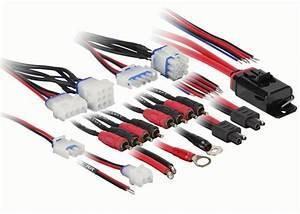 Motorcycle Speaker And Amplifier Wiring Kit