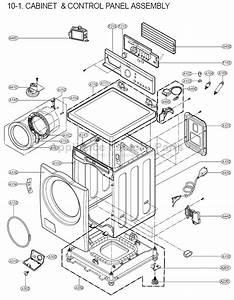 Lg Washer Breakdown M      Images